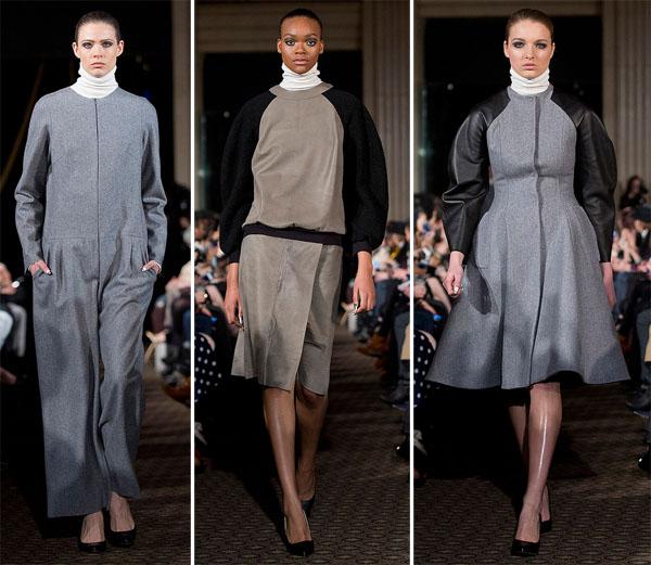 Lucian Matis Fall Winter 2013 at Toronto Fashion Week-5