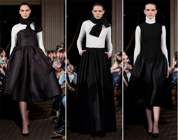 Lucian Matis Fall Winter 2013 at Toronto Fashion Week-9
