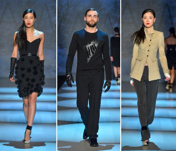 VAWK Fall Winter 2013 at Toronto Fashion Week-5