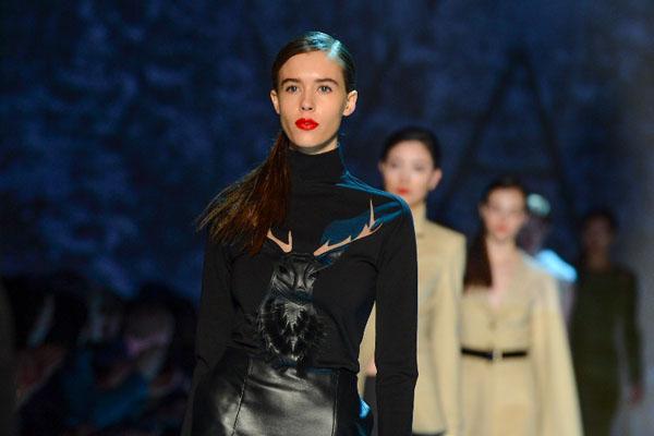 VAWK Fall Winter 2013 at Toronto Fashion Week