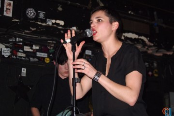 Savages at Canadian Music Festival 2013