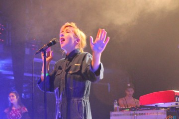 Austra at Canadian Music Festival 2013