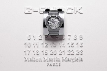 Masion Martin Margiela x Casio G-Shock Preview