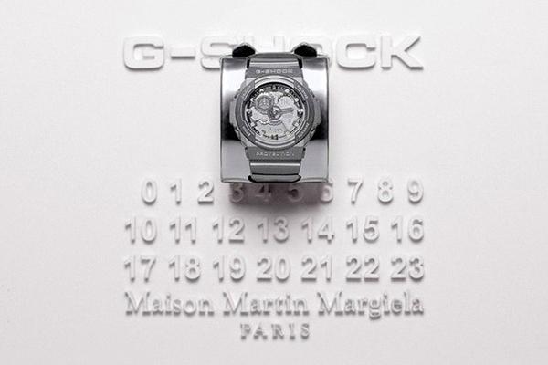 Masion Martin Margiela x Casio G-Shock Preview