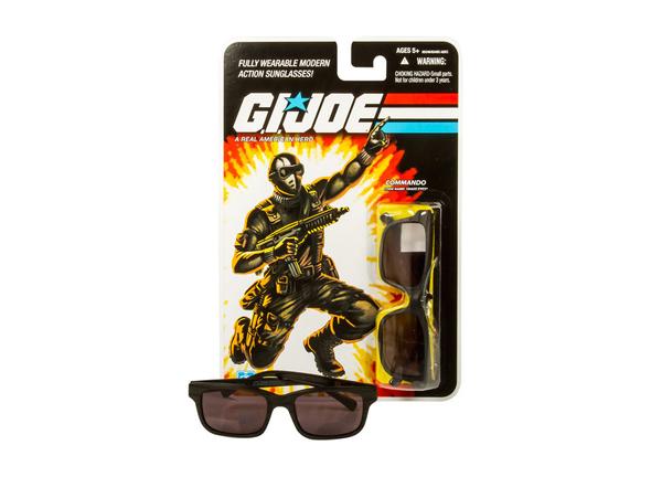 GI Joe LOOKSEE Limited Edition Eyewear Collection Snake Eyes