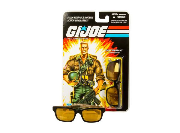 LOOKSEE-GIJOE-GI Joe LOOKSEE Limited Edition Eyewear Collection DUKE