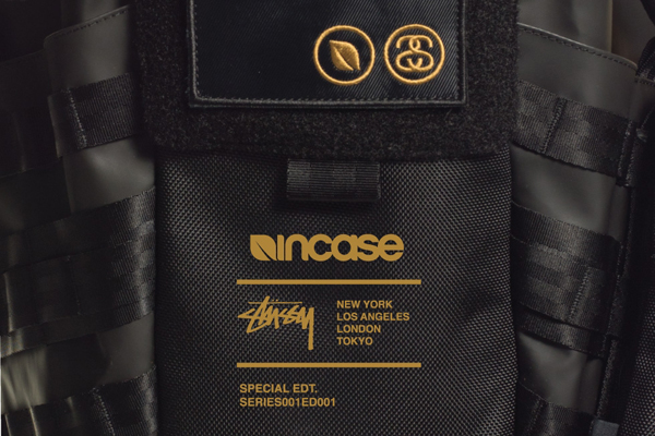 Stussy x Incase Series 001 Collection Lookbook