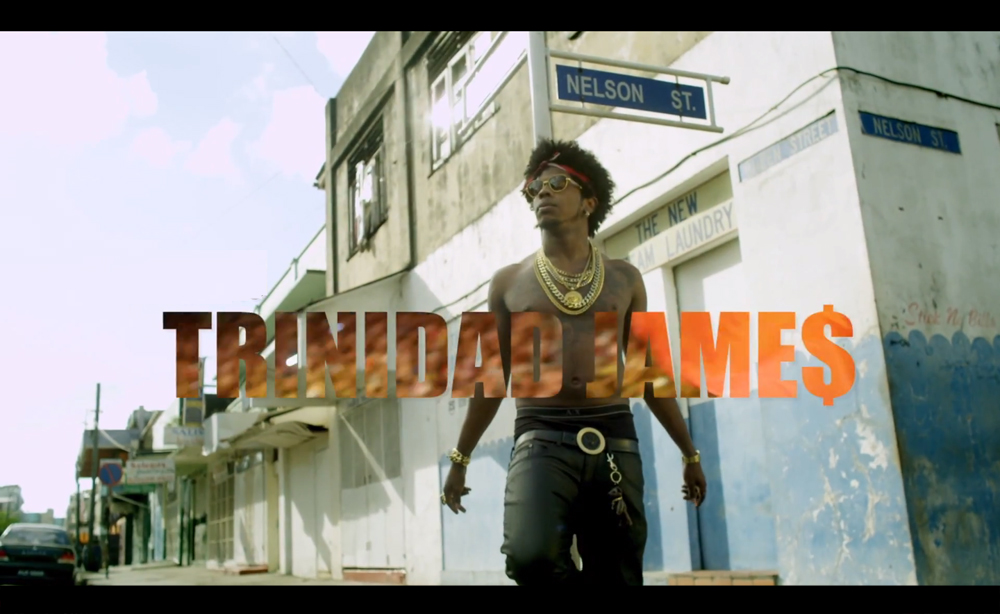 Trinidad James FemaleS Welcomed Video