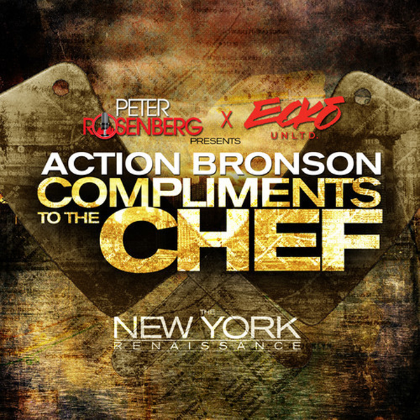 Action Bronson Lauriana Mae Compliments to the Chef