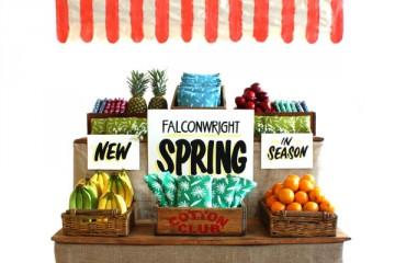 Falcon Wright Spring 2013 Lookbook