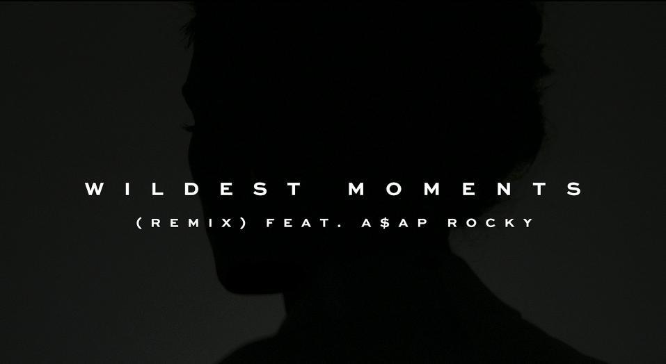Jessie Ware ASAP Rocky Remix