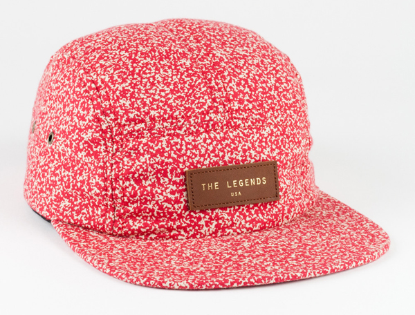 The Legends USA Spring 2013 composition hat