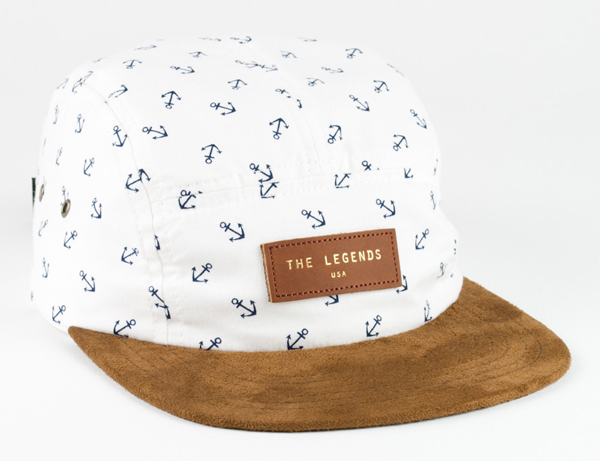 The Legends USA Spring 2013 dockside hat