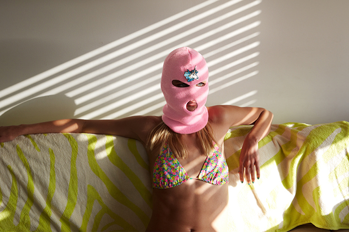 Opening Ceremony x Spring Breakers 4Ever Capsule Collection Lookbook