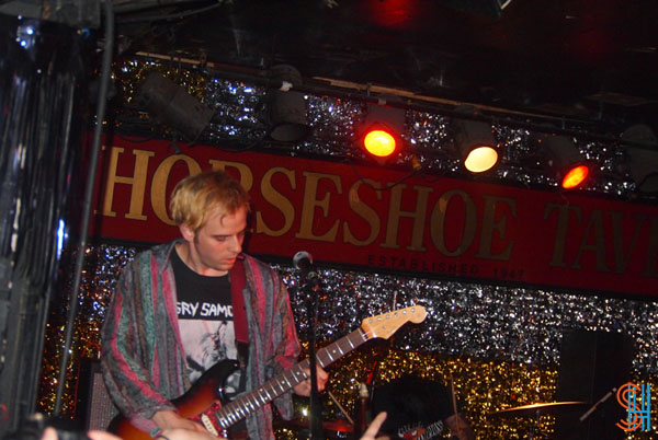 Wavves at Horseshoe Tavern Toronto 2013