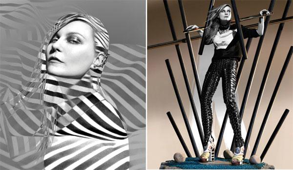 Kirsten Dunst for Bullett Magazine-4