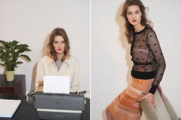 Kirsi Pyrhonen for Lula No.16 Spring Summer 2013