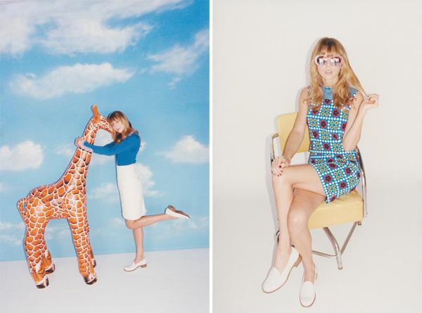 Taylor Swift for Wonderland Magazine Summer 2013-2