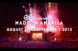 Jay-Z Made in America Festival 2013 Teaser Video