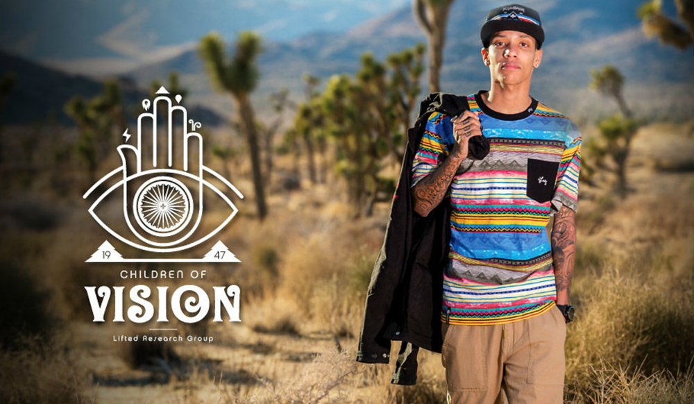 LRG Summer 2013 Children of Vision Video Lookbook