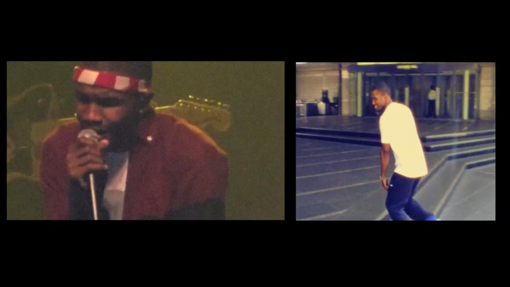 Frank Ocean Lost Music Video