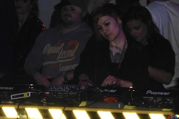 Maya Jane Coles & Tensnake at The Hoxton Toronto 2013