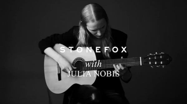 Julia Nobis for Stonefox Sessions