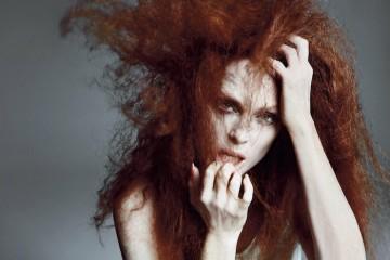Julianne Moore for T Magazine Spring Design 2013