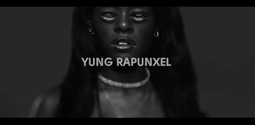 Azealia Banks Yung Rapunxel