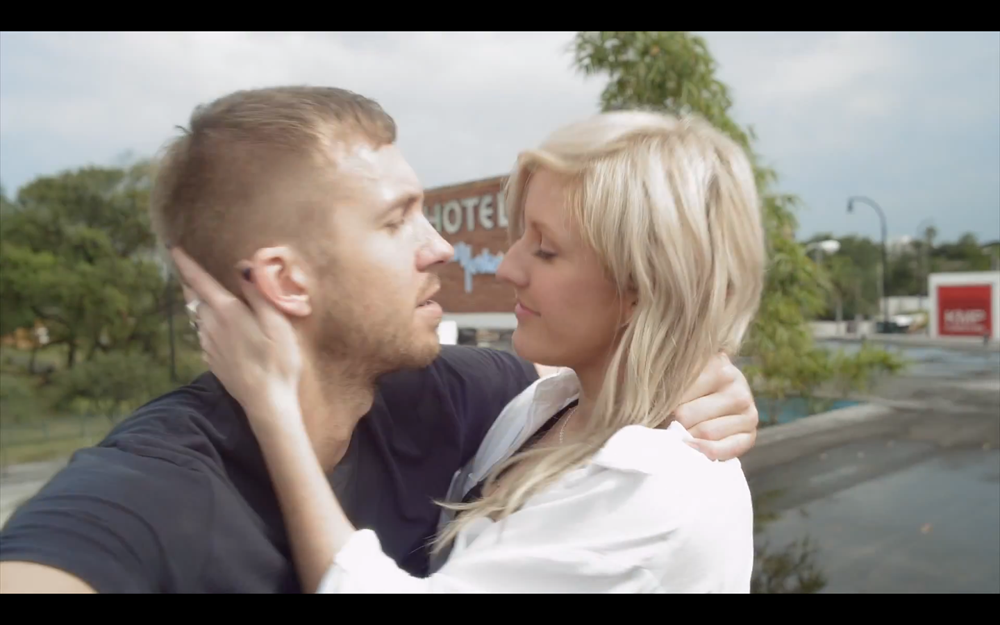 "Ellie Goulding And Calvin Harris Are They Dating Calvin Harris ""I ..."