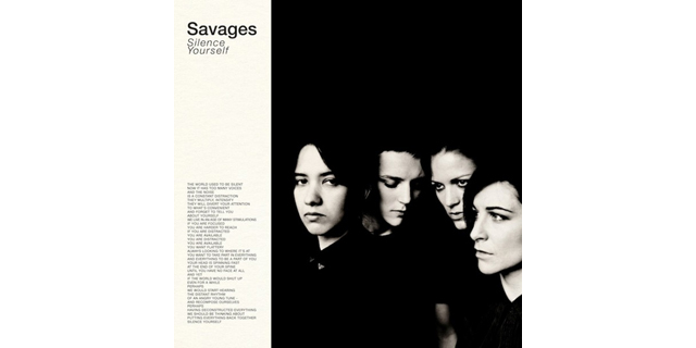 Savages-Silence-Yourself Shut Up Music Video thumbnail
