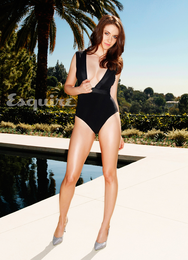 Alison Brie Esquire Alison Brie for...