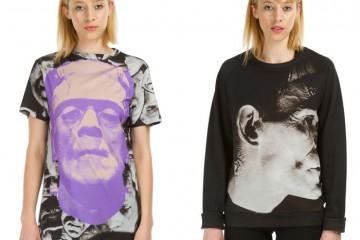 Christopher Kane Frankenstein Face Tee