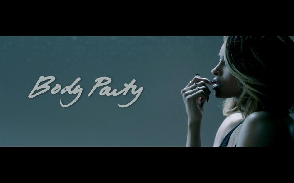 Ciara Body Party Future Music Video