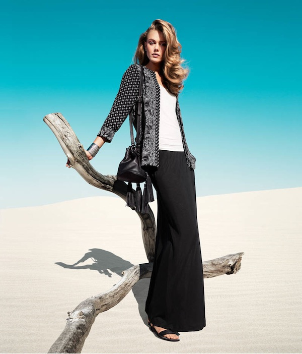 Frida Gustavsson for H&M Spring 2013 Style Book-7
