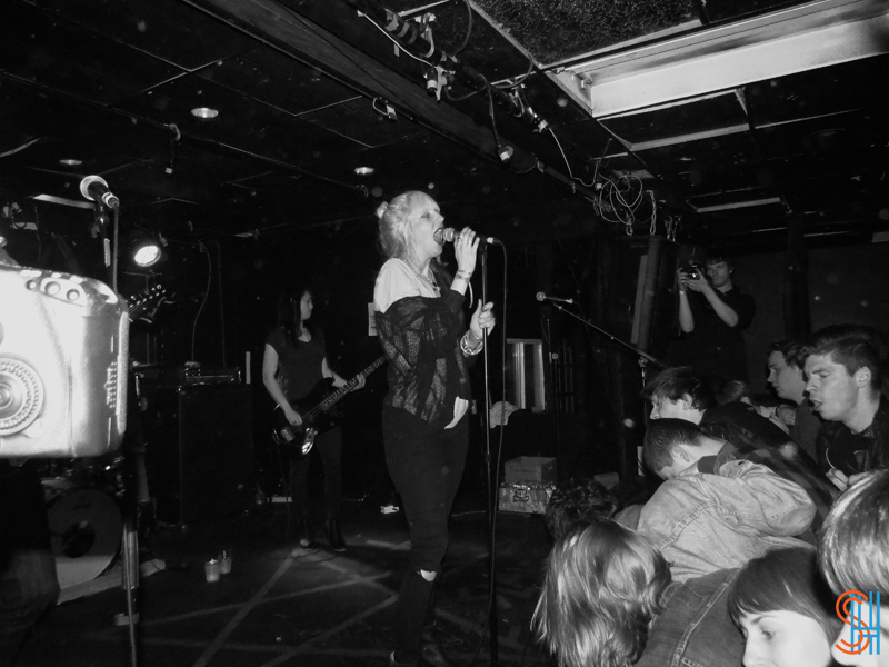 White Lung at Hard Luck in Toronto