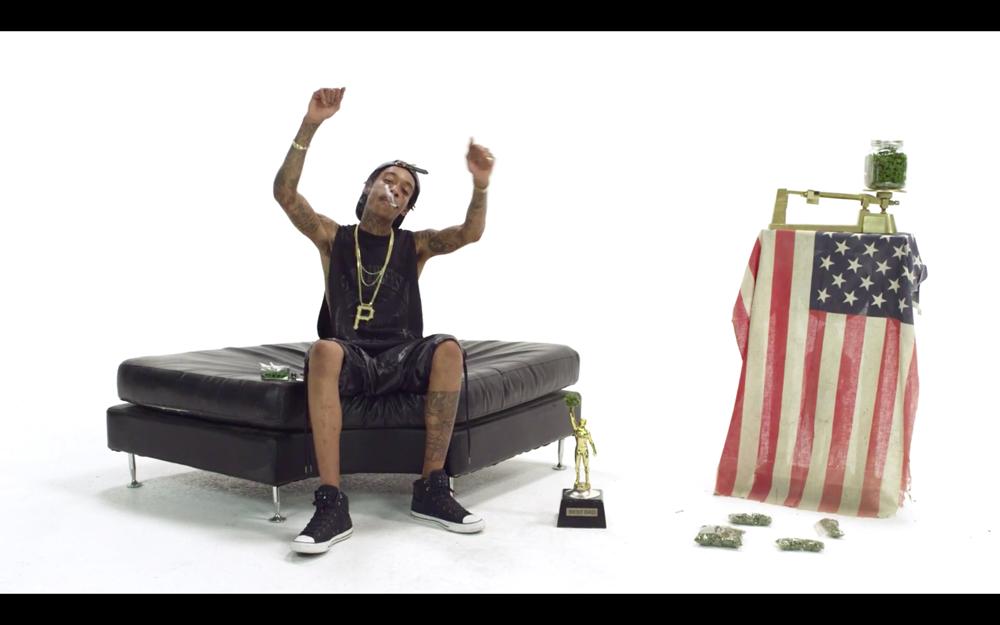 Wiz Khalifa Bout Me Problem Iamsu Video