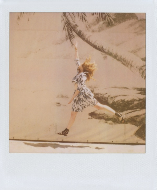 Greta Gerwig for Band of Outsiders Spring 2013-6