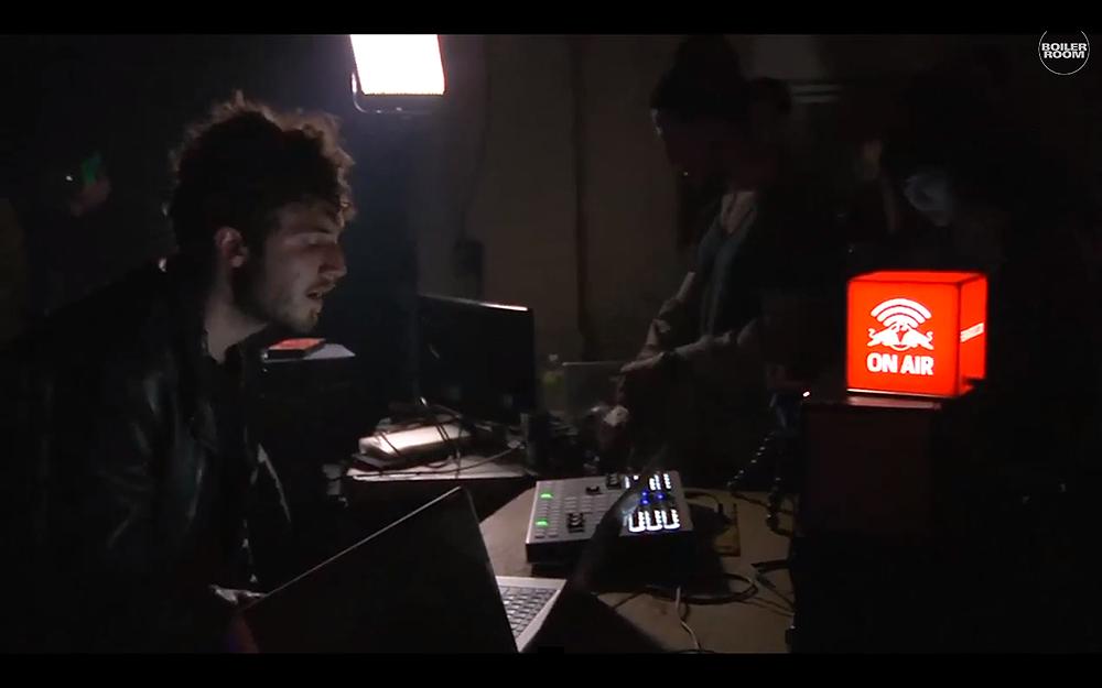 Nicolas Jaar Boiler Room Mix 2013