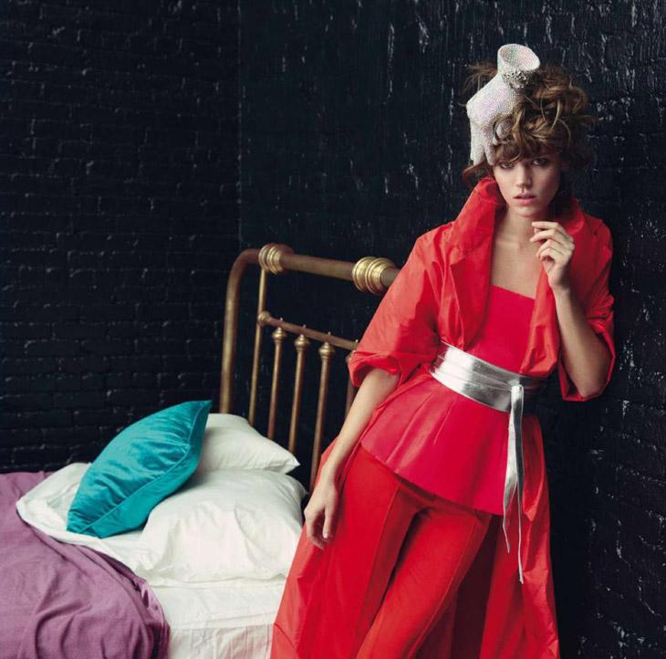 Freja Beha Erichsen for Vogue Paris-4