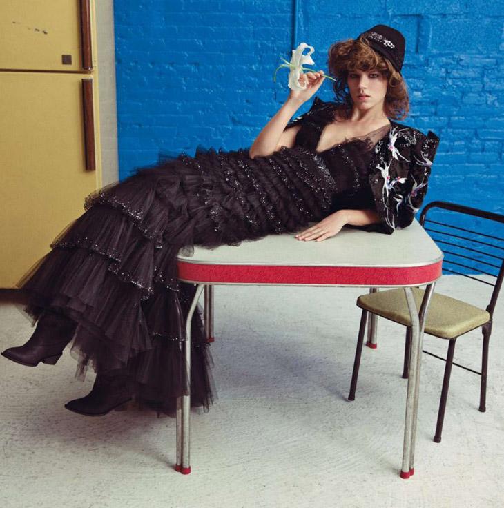 Freja Beha Erichsen for Vogue Paris-6