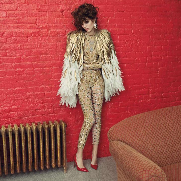 Freja Beha Erichsen for Vogue Paris-8