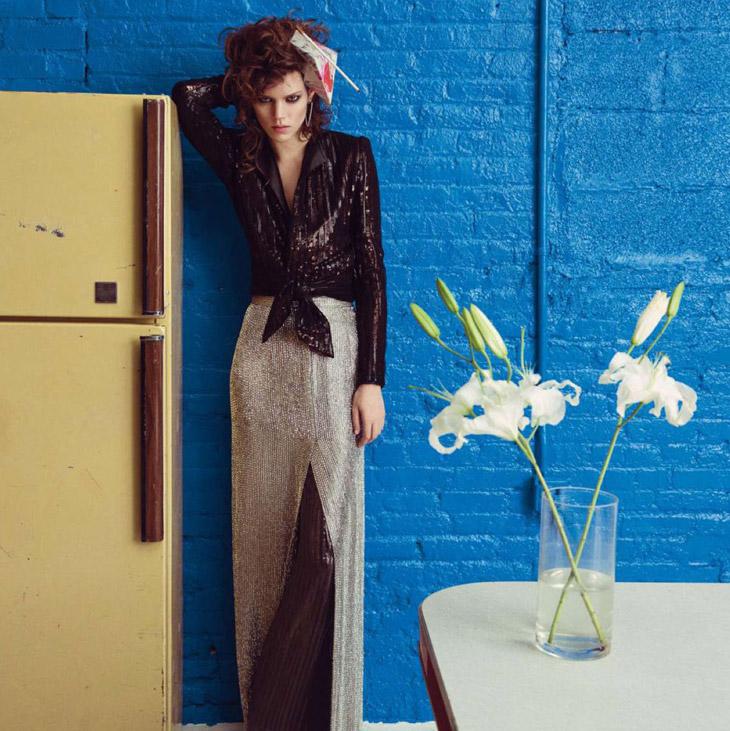 Freja Beha Erichsen for Vogue Paris-9