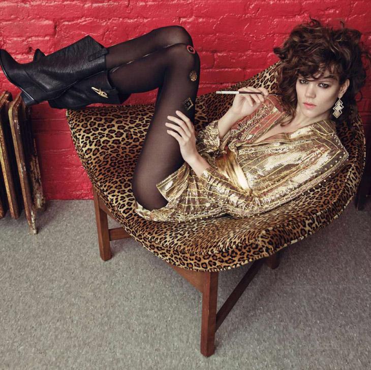 Freja Beha Erichsen for Vogue Paris