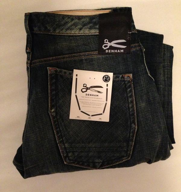 Harry Rosen presents Jason Denham of Denham Jeans