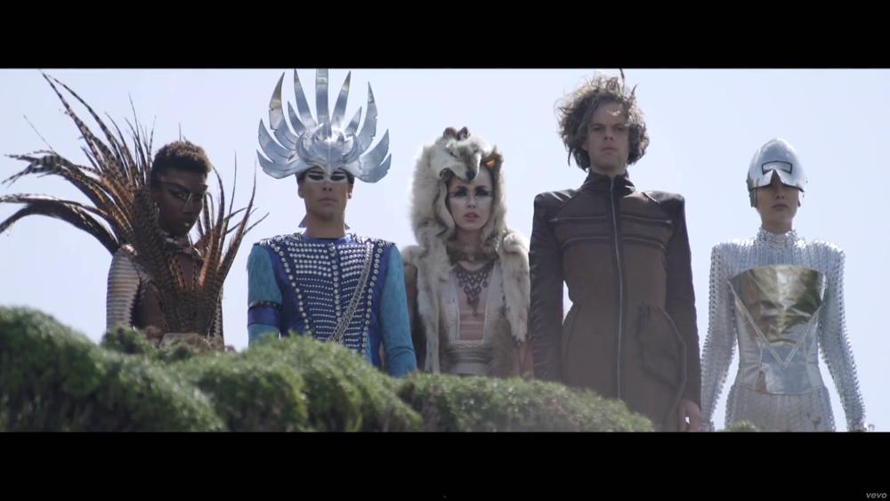 Empire of the Sun Alive Video