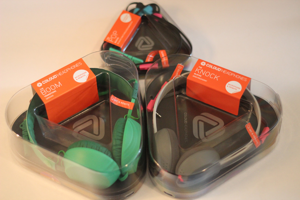 Coloud Headphones & Earbuds - Review