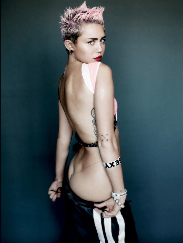 Miley Cyrus V Magazine 83