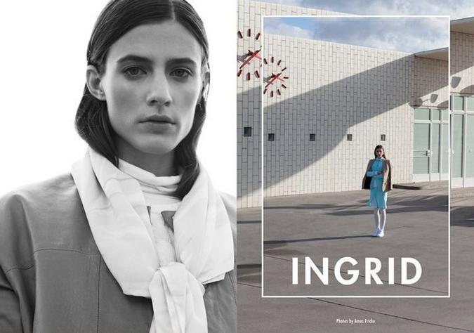 Ingrid Krzeszewski for Wald Magazine