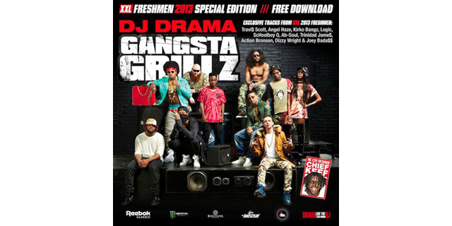 XXL 2013 Freshmen Mixtape thumbnail